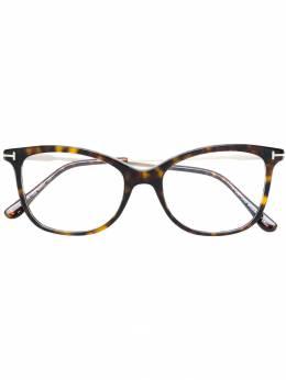 "Tom Ford Eyewear очки в оправе ""кошачий глаз"" FT5510V"