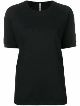 No Ka' Oi футболка с отделкой на рукавах P3CTSNOKW65854A0