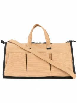 Cabas сумка-тоут с карманами N62
