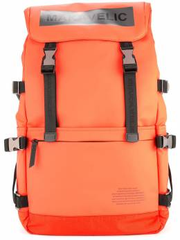 Makavelic Ludus box-logo backpack 310810114OR