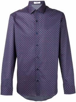 Fashion Clinic Timeless рубашка с мелким узором 460546304