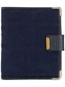 Fendi Pre-Owned кошелек в два сложения с логотипом 1980-х годов FED220
