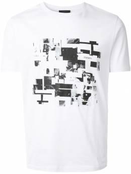 D'Urban футболка с принтом D3970TI03090