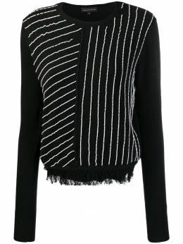 Cashmere In Love трикотажный свитер с бусинами TWENTYEIGHT