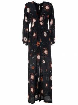 Isolda длинное платье Ametista 3AME1930