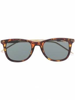 Carrera солнцезащитные очки в квадратной оправе черепаховой расцветки CARRERA197S