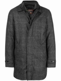 Woolrich padded lining checked coat WOCPS2701LP06