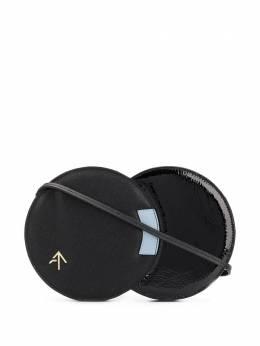 Manu Atelier круглая сумка на плечо 2017837TWIST