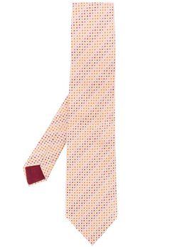 Hermes галстук 2000-х годов с узором HERMES150E