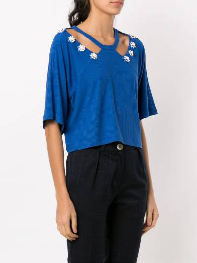 Olympiah Copa cropped top 218221C - 3