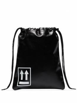 Off-White маленькая сумка со шнурком OWNA080E199830991001