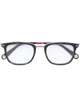 Ch Carolina Herrera очки в квадратной оправе VHE705