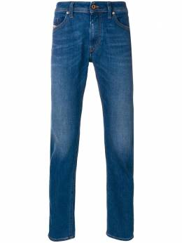 Diesel stonewashed slim stretch jeans 00SWW1Q084RM