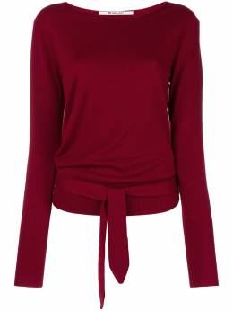 Chalayan back tie jumper WN904FN903BU