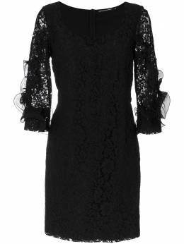 Reinaldo Lourenco lace dress 23102373