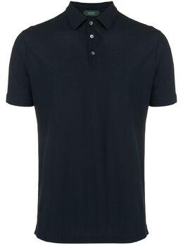 Zanone классическая футболка-поло 811818Z0380