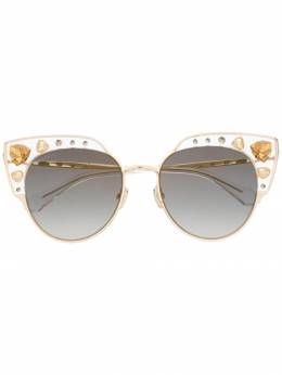 Jimmy Choo Eyewear солнцезащитные очки Audrey AUDREYS