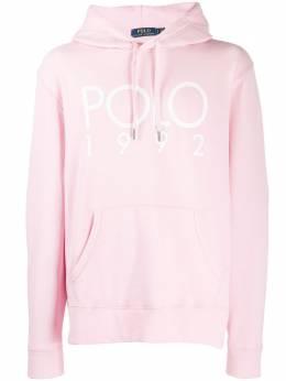 Polo Ralph Lauren классическое худи с логотипом 710746443
