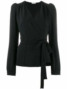 P.a.r.o.s.h. блузка с поясом на завязке PIRATYXD311182