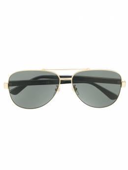 Gucci Eyewear солнцезащитные очки-авиаторы GG0528S