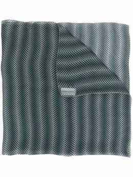 Giorgio Armani Pre-Owned шарф 1990-х годов с принтом GARM120H