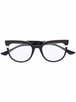 Dita Eyewear очки в массивной оправе DTX518