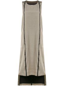 Uma Wang платье 'Aliz' UW5040L03A8