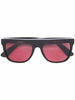 Retrosuperfuture солнцезащитные очки с плоским верхом N9T