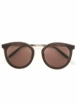 Gentle Monster солнцезащитные очки в круглой оправе 'Merlynn' MERLYNNVC3