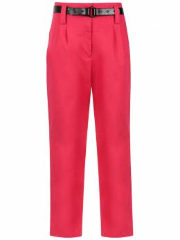 Martha Medeiros cropped trousers S18P0003