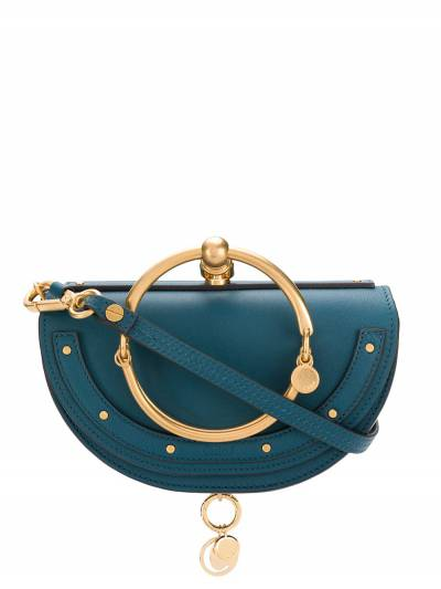Chloé - сумка Nile Minaudière 93US360H5H9563356000 - 1