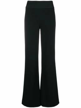 Galvan high waist flared trousers 1343