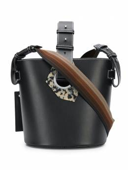 Ganni сумка-ведро A1891