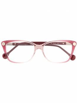 Salvatore Ferragamo Eyewear очки в оправе с эффектом градиент SF2824