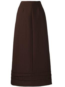 Jean Louis Scherrer Pre-Owned юбка макси 1990-х годов SCHE250B