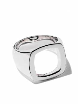 Tom Wood cushion open ring R75PONA01S925
