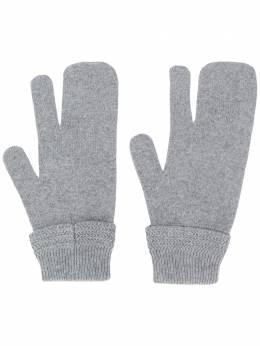 Maison Margiela перчатки с тремя пальцами S50TS0007S16825