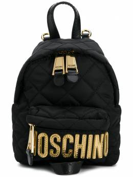 Moschino small quilted backpack B76098201
