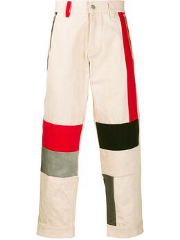 Diesel Red Tag джинсы в стиле колор-блок 00SCUE003Y8100
