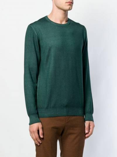 Barba трикотажный свитер с круглым вырезом 5556722792606 - 3