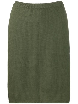 Celine Pre-Owned юбка-карандаш 1970-х годов CELI250A