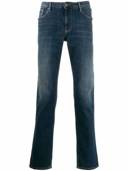 Emporio Armani джинсы J06 прямого кроя 6G1J061D0NZ0