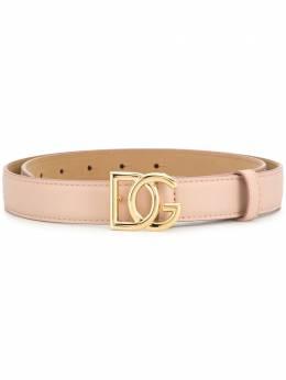 Dolce&Gabbana ремень с пряжкой DG BE1355AA870
