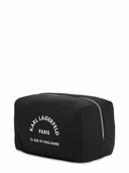 Косметичка Из Техноматериала Karl Lagerfeld 70I0NS018-QTk5OQ2
