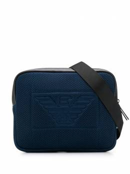 Emporio Armani поясная сумка с логотипом Y4O216YMI9V