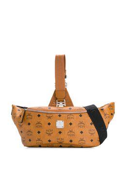 MCM поясная сумка с логотипом MUZ9AJV10