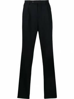 Brunello Cucinelli брюки кроя слим со складками ME231S2100C7416