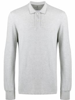 Brunello Cucinelli классическая рубашка-поло M0T639769GCK914