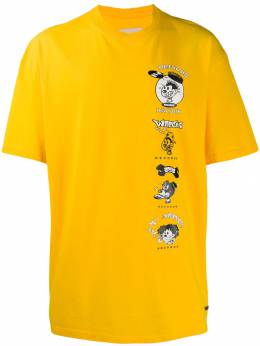 Buscemi футболка с принтом BVW19219