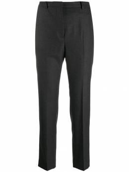 Incotex брюки кроя слим с завышенной талией 171728D1166